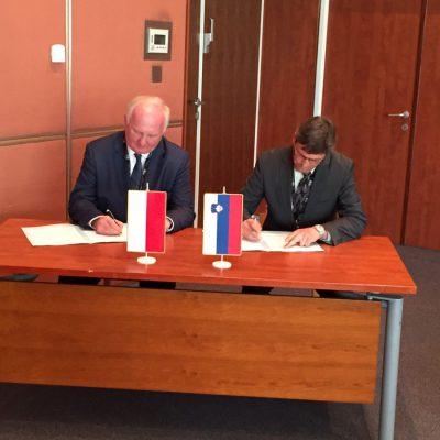 Współpraca Międzyzdrojów i słoweńskiej Izoli