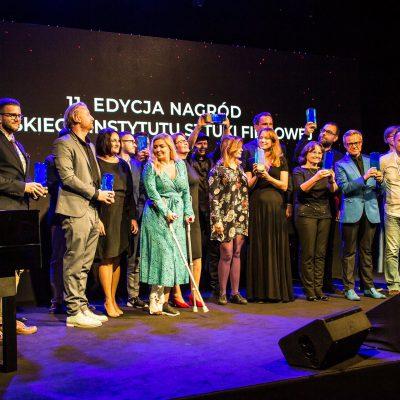 Gala wręczenia nagród PISF