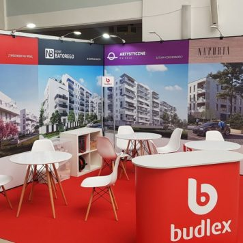 System ścianek Budlex