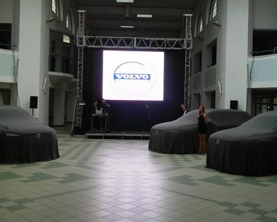 Premiera Volvo XC 90