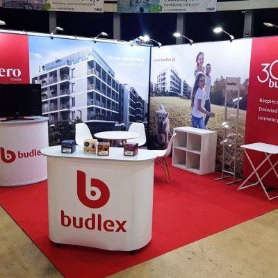 Projektowanie stoisk targowych – Budlex